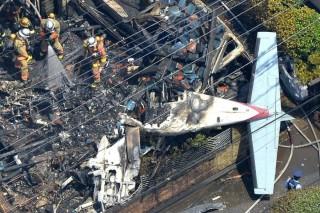 Nhật Bản: Tai nạn máy bay khiến 8 người thương vong