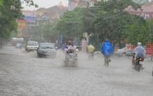 Tin cuối về cơn bão số 1: Bắc Bộ tiếp tục mưa to