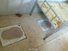 Trung Quốc: Sửa nhà vệ sinh thành phòng ngủ cho học sinh