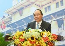 Thủ tướng Nguyễn Xuân Phúc chỉ đạo hội nghị ngoại giao lần thứ 29