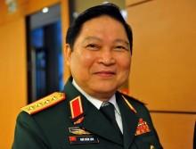 Bộ trưởng Quốc phòng Ngô Xuân Lịch thăm Trung Quốc