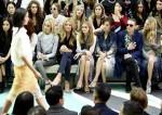 Triệu Vy nổi bật tại London Fashion Week