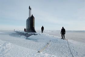 Cuộc chạy đua quân sự tới Bắc Cực