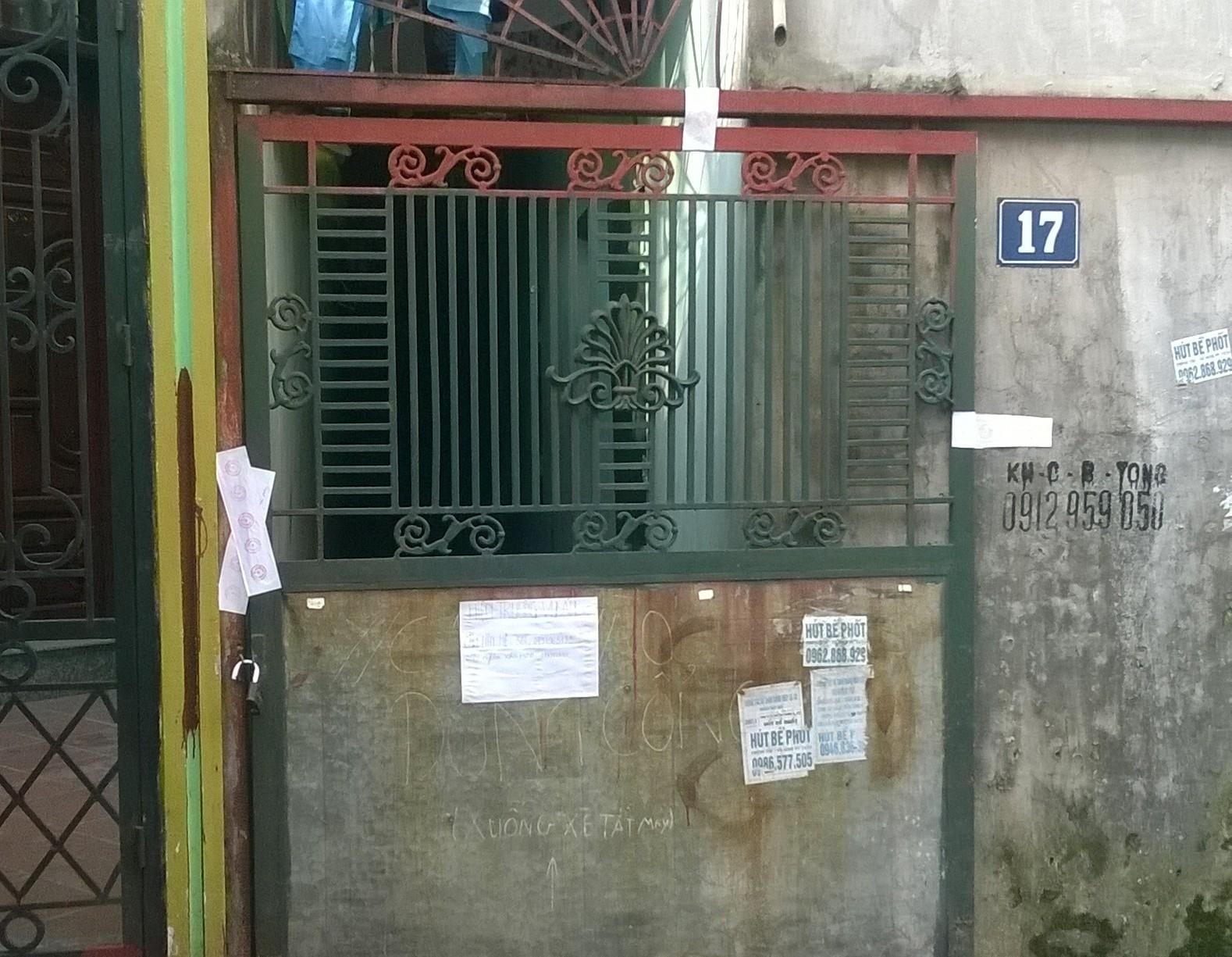 Hà Nội: Nữ sinh viên bị bạn trai sát hại