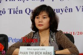 Nhà ngoại cảm Phan Thị Bích Hằng viết tâm thư cho Công Phượng
