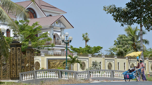 Ủy ban Kiểm tra TW yêu cầu thu hồi nhà, đất của ông Trần Văn Truyền