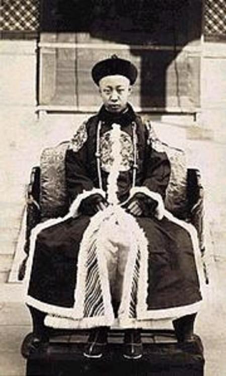 Hoàng đế cuối cùng của nhà Thanh