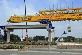TP HCM nợ nhà thầu tuyến metro số 1 khoảng 1.339 tỉ đồng