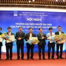 pvep to chuc thanh cong hoi nghi nguoi dai dien nam 2017