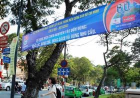 TP HCM hưởng ứng Giờ Trái đất 2013