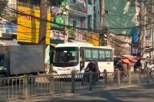 TP HCM có 9 điểm đón trả khách đi miền Đông