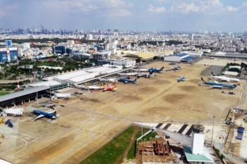 Xây thêm nhà ga ở sân bay Tân Sơn Nhất