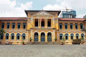 Trùng tu Tòa án nhân dân TP HCM