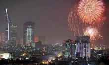 TP HCM: Xem bắn pháo hoa ở đâu dịp lễ 30/4?