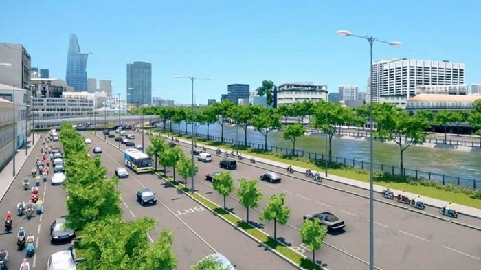 Thủ tướng phê duyệt dự án giao thông xanh TP HCM