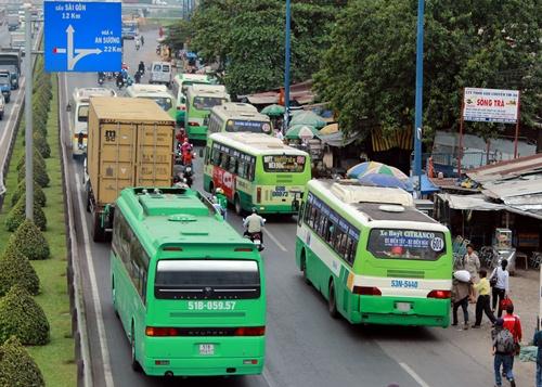 TP HCM thanh tra toàn diện việc trợ giá xe buýt