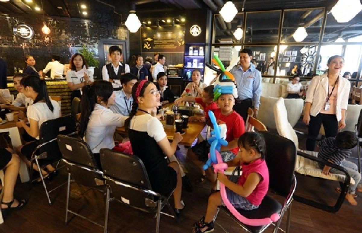 Trung Nguyên hưởng ứng Ngày Gia đình Việt Nam