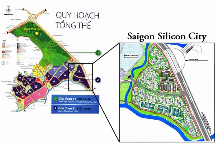 TP HCM duyệt quy hoạch Khu Công viên Sài Gòn Silicon 50ha