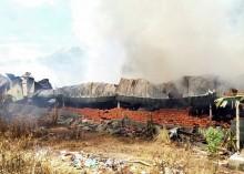 Bình Dương: Cháy xưởng nội thất gần trường mầm non