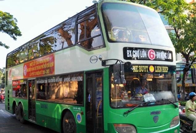 "TP HCM: Sắp ""khai tử"" xe buýt 2 tầng"