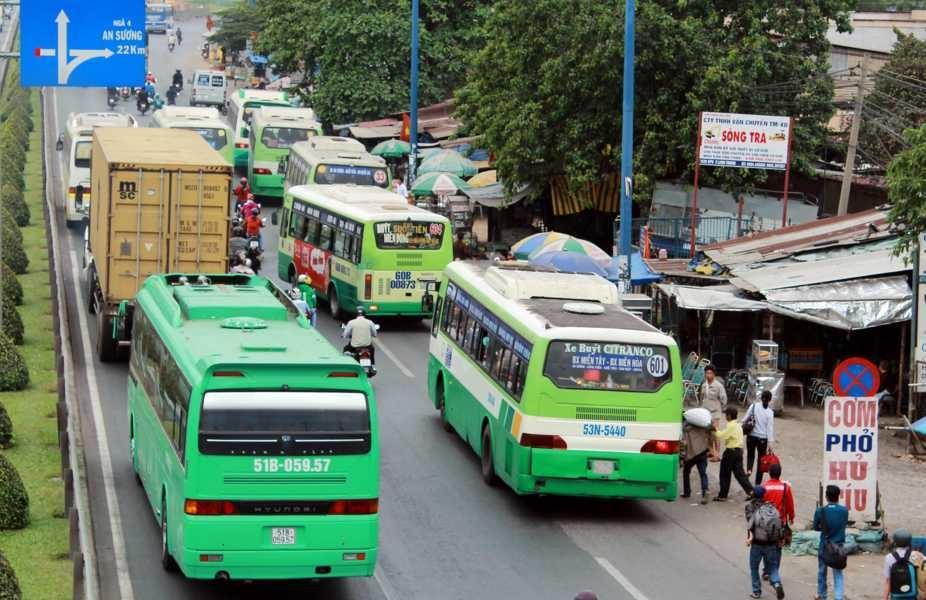 Trợ giá nghìn tỉ nhưng xe buýt không mang lại hiệu quả