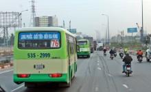 TP HCM tăng 825 chuyến xe buýt dịp 2/9