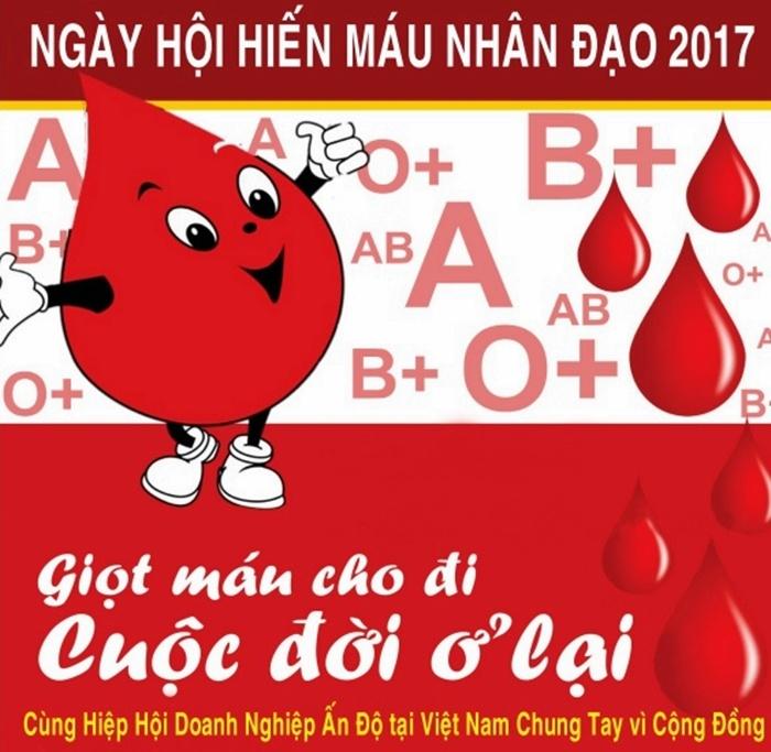 INCHAM phát động ngày hội hiến máu nhân đạo tại TP HCM