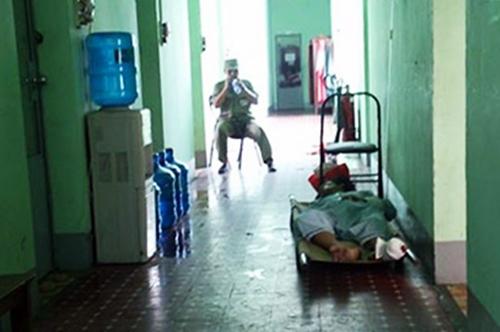 Thông tin về vụ bao vây, truy sát ở Bệnh viện Gia Định