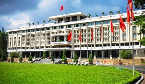 TP HCM tổ chức lễ viếng Đại tướng tại Hội trường Thống Nhất