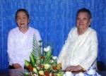 Cặp chị em ruột sống thọ nhất Việt Nam
