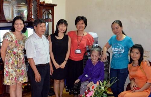 NCSP nhận phụng dưỡng suốt đời Mẹ Việt Nam anh hùng