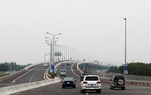 Thông xe toàn tuyến cao tốc TP HCM - Long Thành - Dầu Giây trước Tết Nguyên đán
