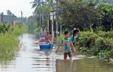 Đổi đất để xây hồ điều tiết chống ngập