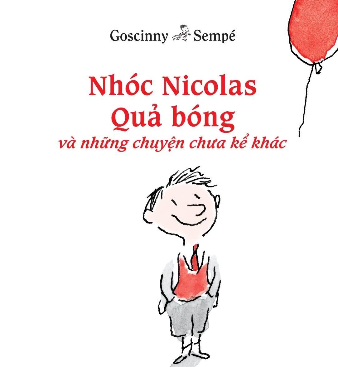 Lần trở lại cuối cùng của nhóc Nicolas!