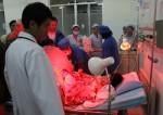 12 nạn nhân vụ sập hầm được chăm sóc đặc biệt
