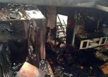 TP HCM: Đang điều tra nguyên nhân vụ cháy 8 căn nhà
