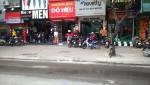 [Video] Hà Nội: Xe SH bốc cháy trên phố Chùa Bộc