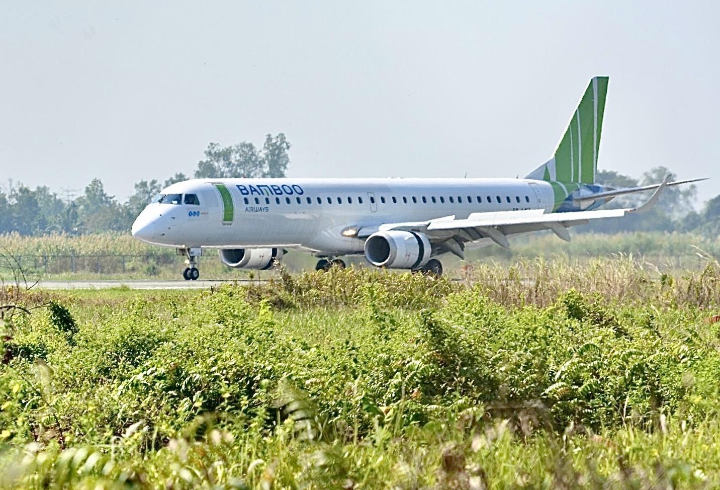 Bamboo Airways mở đường bay Cần Thơ đi Côn Đảo, Phú Quốc