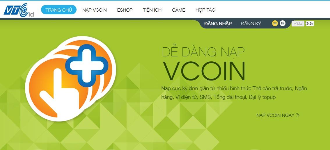 Hai đối tượng chiếm đoạt tiền từ hệ thống VTC ID