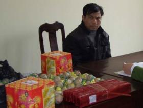 Lạng Sơn: Bắt đối tượng buôn pháo lậu