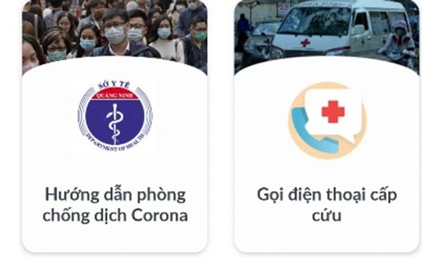 quang ninh ung dung smartphone ho tro phong chong dich 2019 ncov