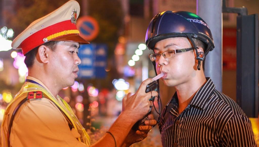 Hà Nội: Xử lý gần 3 nghìn 'ma men' trong 6 tháng đầu năm 2020