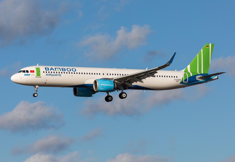 Bamboo Airways mở rộng đội bay giữa dịch bệnh