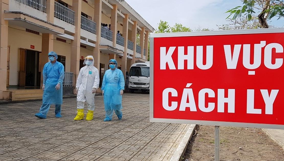 Lịch trình di chuyển của ca mắc Covid-19 tại Phú Thọ