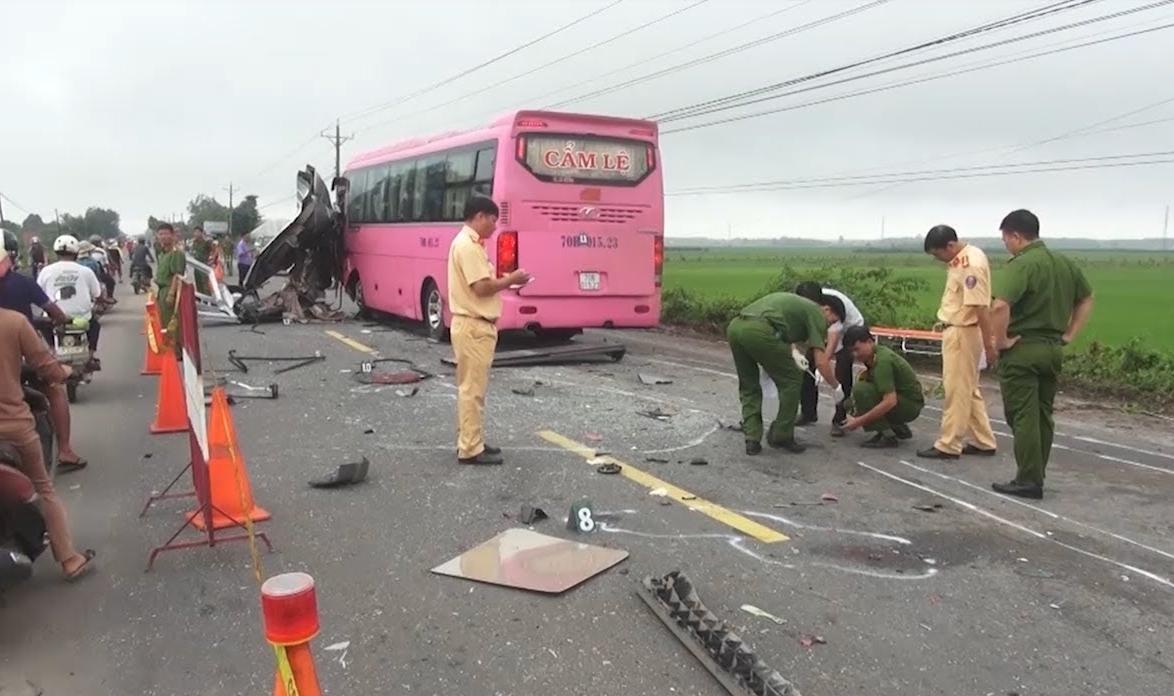 60 người chết vì tai nạn giao thông trong 4 ngày nghỉ Tết