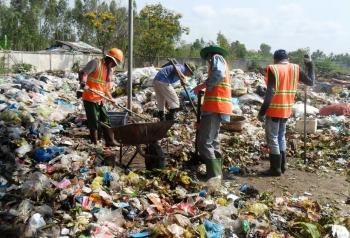 6 ngày tết, Hà Nội xử lý hơn 35.600 tấn rác thải