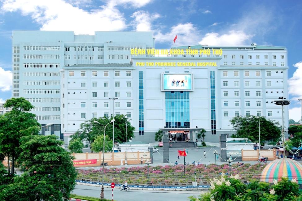Trung tâm Tim mạch, Bệnh viện đa khoa tỉnh Phú Thọ – Điểm sáng của ngành y tế khu vực Trung du miền núi phía Bắc