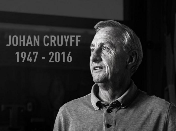 Huyền thoại bóng đá người Hà Lan qua đời vì ung thư