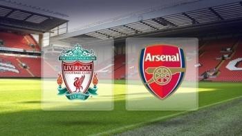 Link xem trực tiếp bóng đá: Liverpool vs Arsenal