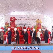 khoi cong du an the terra hao nam